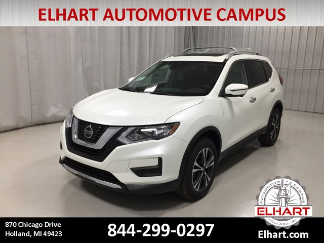 New 2019 Nissan Rogue in Holland, MI
