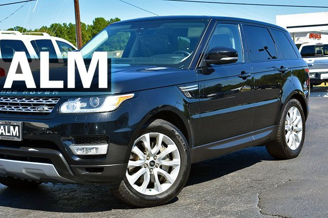 Pre-Owned 2014 Land Rover Range Rover Sport Supercharged With Navigation & 4WD