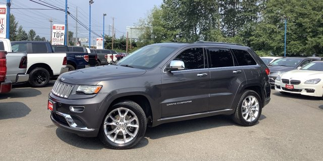 Used 2014 Jeep Grand Cherokee 4WD 4dr Summit