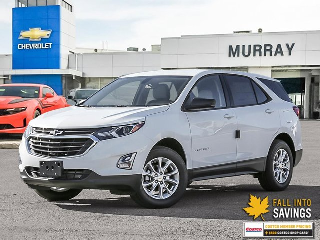 2020 Chevrolet Equinox LS AWD 4dr LS w/1LS Turbocharged Gas I4 1.5L/92 [1]