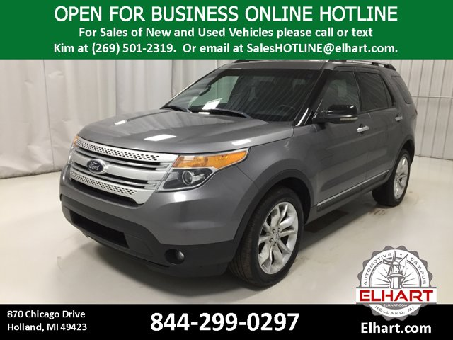 Used 2013 Ford Explorer in Holland, MI