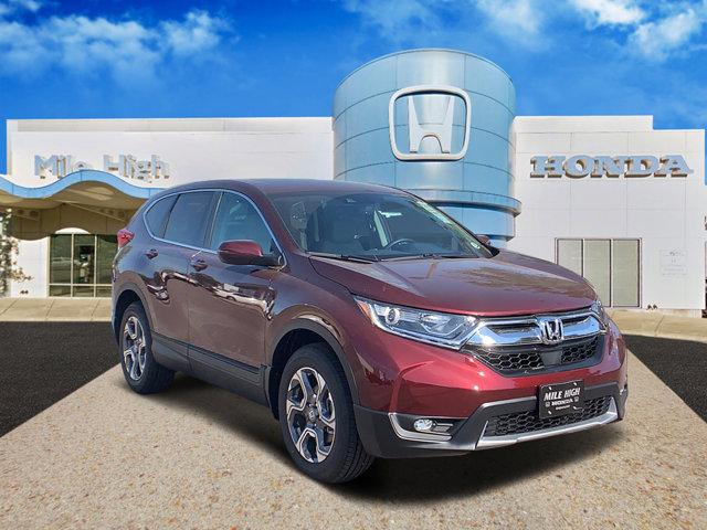 New 2019 Honda CR-V in Grand Junction, CO