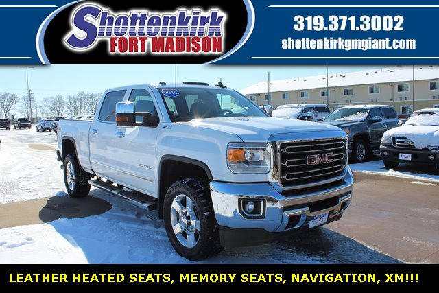 Used 2016 GMC Sierra 2500HD in Fort Madison, IA