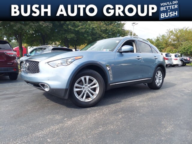 2017 INFINITI QX70 AWD Premium Unleaded V-6 3.7 L/226 [1]