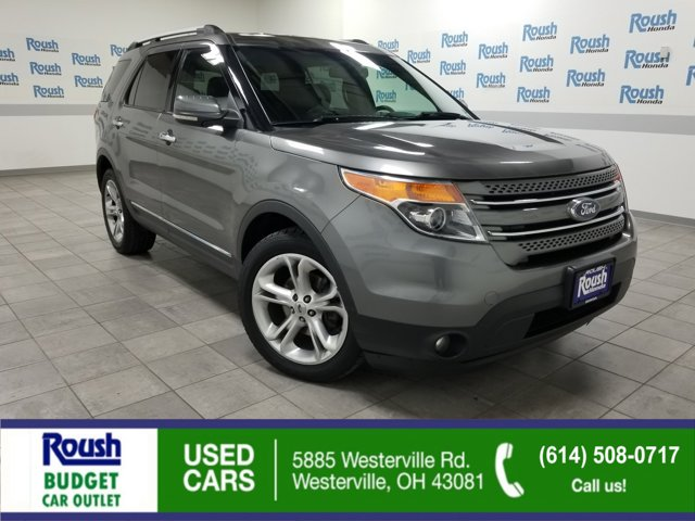 Used 2011 Ford Explorer in Westerville, OH