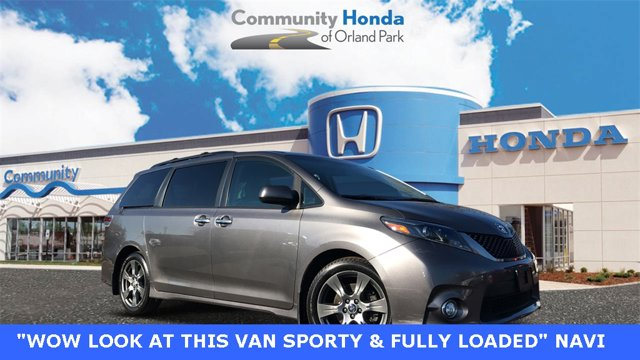 Used 2017 Toyota Sienna in Orland Park, IL