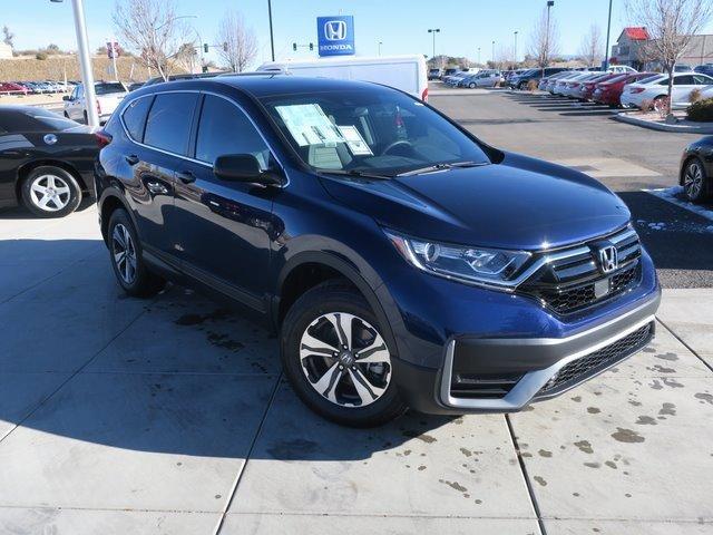 New 2020 Honda CR-V in Prescott, AZ