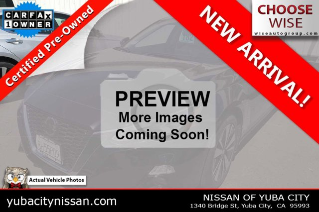 2020 Nissan Altima 2.5 SV 2.5 SV Sedan Regular Unleaded I-4 2.5 L/152 [22]