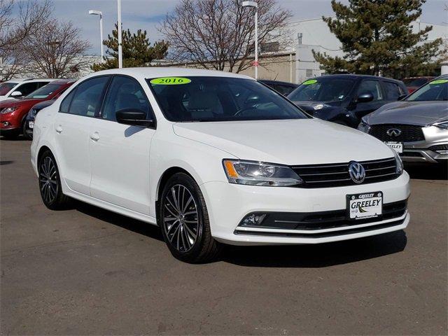 Used 2016 Volkswagen Jetta Sedan in Fort Collins, CO