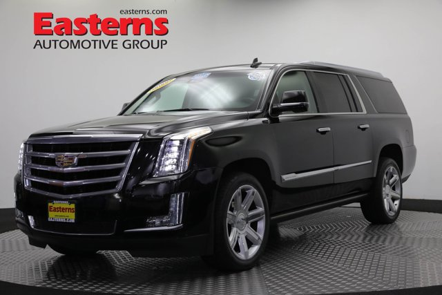 2016 Cadillac Escalade ESV Premium Collection Sport Utility