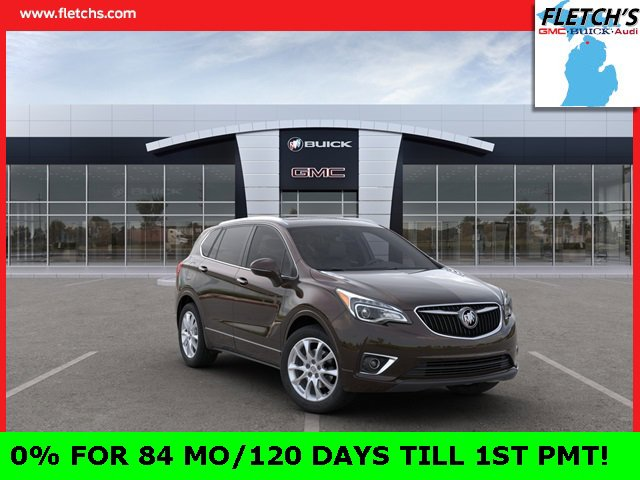 New 2020 Buick Envision in Petoskey, MI