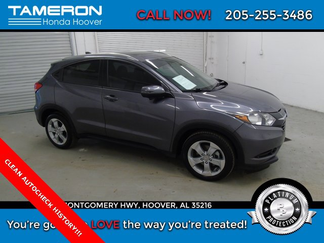 Used 2016 Honda HR-V in Gadsden, AL