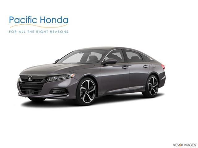 New 2020 Honda Accord Sedan in San Diego, CA