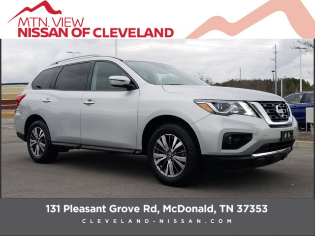 Used 2019 Nissan Pathfinder in McDonald, TN