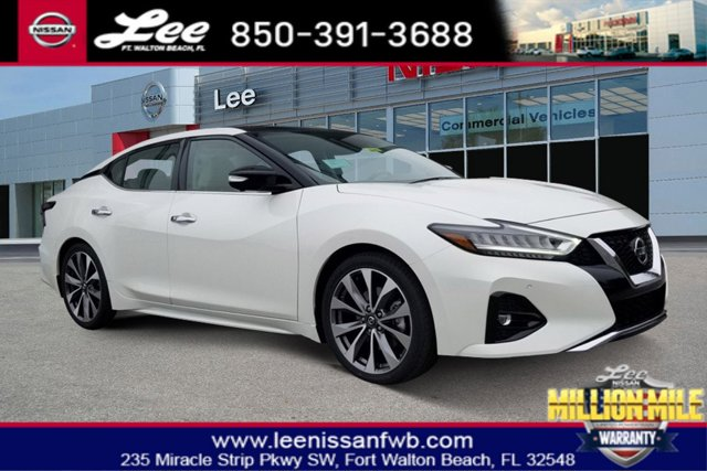 New 2020 Nissan Maxima in Fort Walton Beach, FL