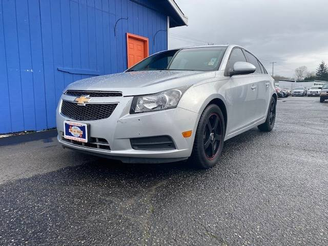 Used 2013 Chevrolet Cruze 4dr Sdn Auto 1LT