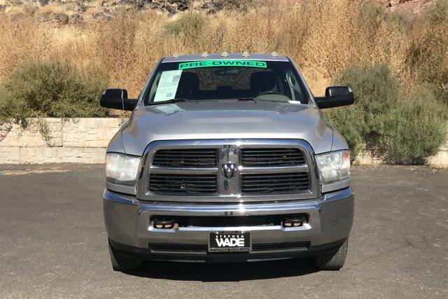 Used 2012 Ram 3500 4WD Crew Cab 169 ST