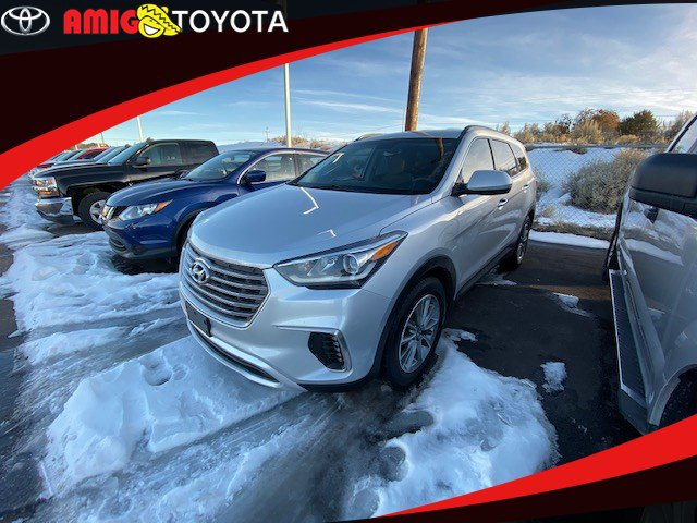 Used 2017 Hyundai Santa Fe in Gallup, NM