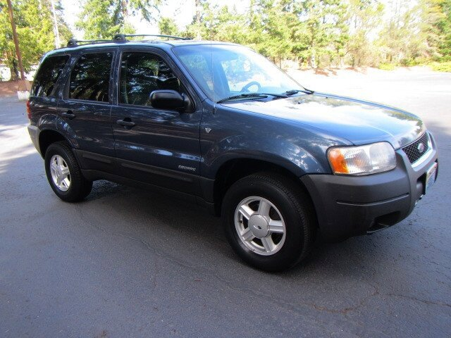 Used 2001 Ford Escape 4dr 103 WB XLT
