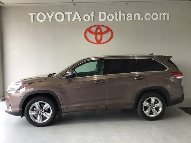 Used 2019 Toyota Highlander in Dothan & Enterprise, AL
