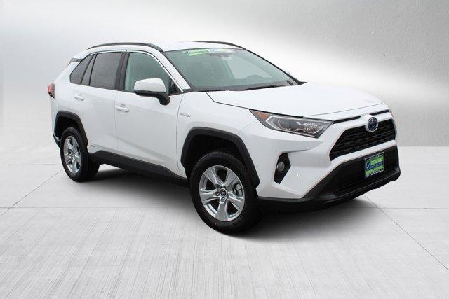 New 2020 Toyota RAV4 Hybrid in Tacoma, WA