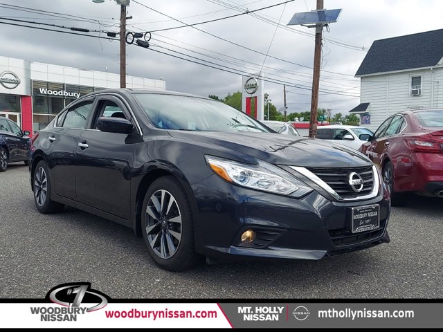 2016 Nissan Altima 2.5 SV 4dr Sdn I4 2.5 SV Regular Unleaded I-4 2.5 L/152 [0]