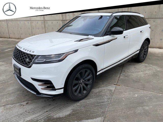 Used 2018 Land Rover Range Rover Velar R-Dynamic SE