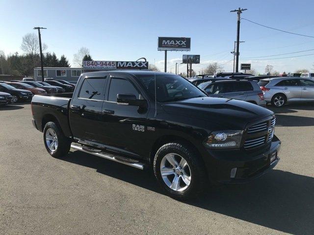 Used 2013 Ram 1500 in Puyallup, WA
