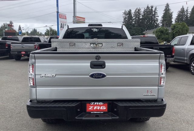 Used 2013 Ford F-150 4WD SuperCrew 145 XL