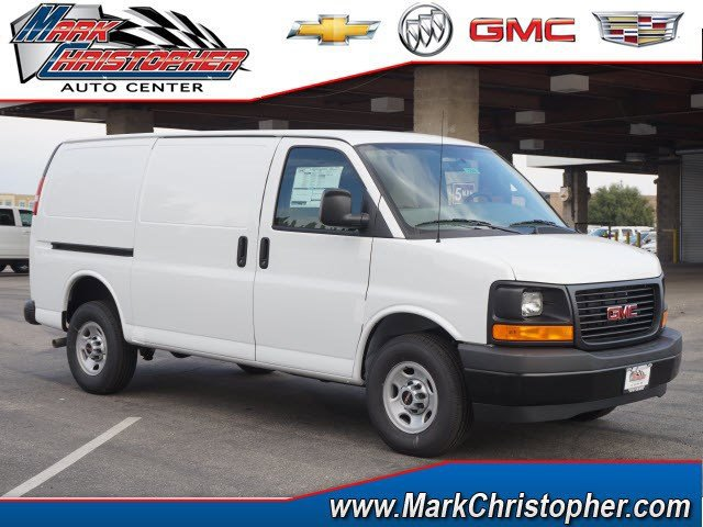 New 2017 GMC Savana Cargo Van in Ontario, CA