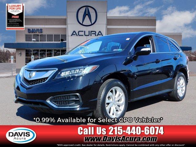 Used 2018 Acura RDX in Langhorne, PA