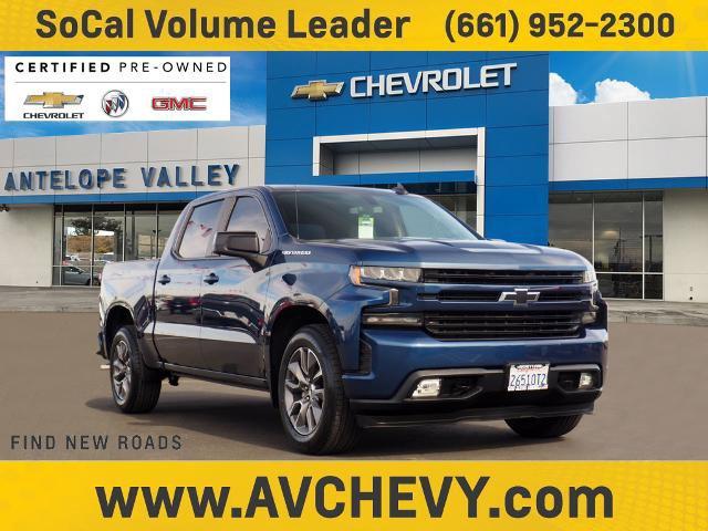 "2019 Chevrolet Silverado 1500 RST 2WD Crew Cab 147"" RST Gas V8 5.3L/325 [5]"