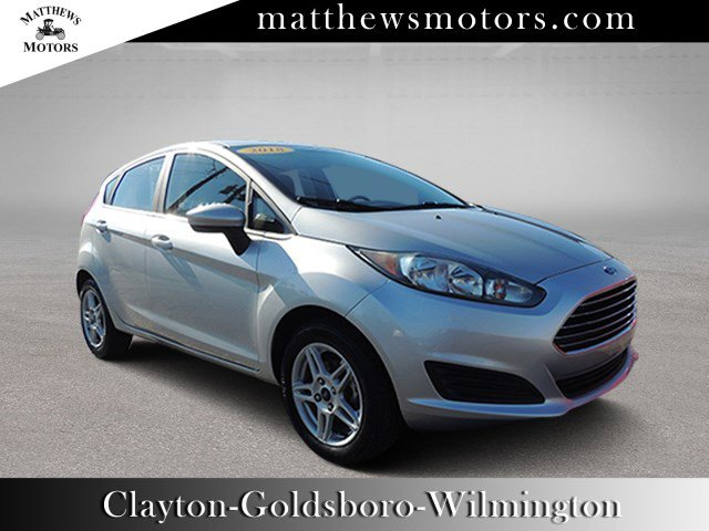 Used 2018 Ford Fiesta in Clayton , NC