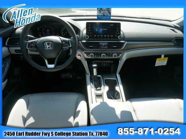 New 2019 Honda Accord Sedan in College Station, TX