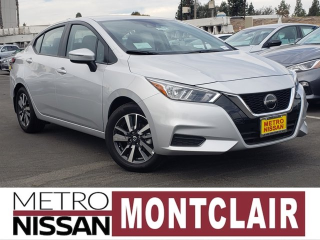 2020 Nissan Versa SV SV CVT Regular Unleaded I-4 1.6 L/98 [17]