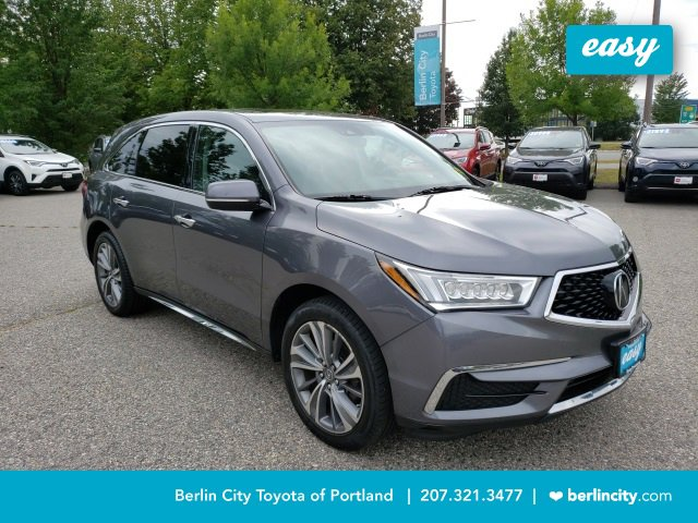 Used 2017 Acura MDX in Gorham, NH