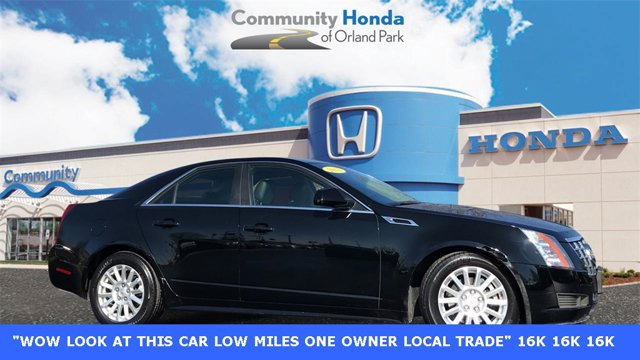 Used 2013 Cadillac CTS Sedan in Orland Park, IL