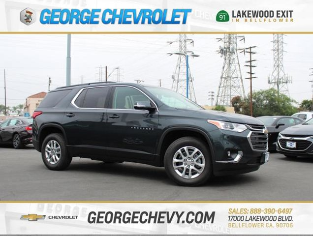 2020 Chevrolet Traverse LT Cloth FWD 4dr LT Cloth w/1LT Gas V6 3.6L/217 [7]
