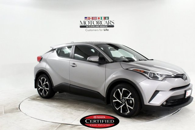 Used 2018 Toyota C-HR in Cleveland, OH