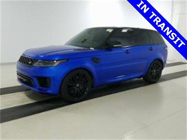 Used 2018 Land Rover Range Rover Sport in Akron, OH