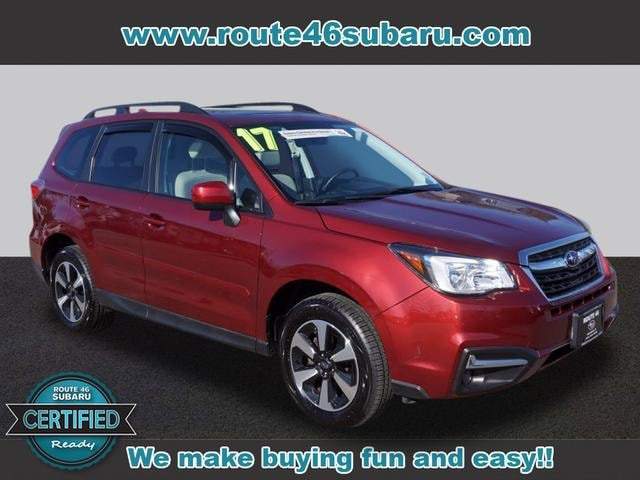 Used 2017 Subaru Forester in Little Falls, NJ