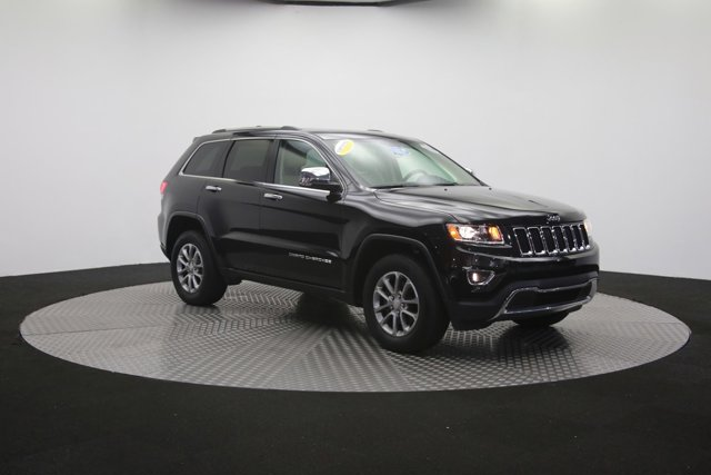 2016 Jeep Grand Cherokee for sale 120555 58