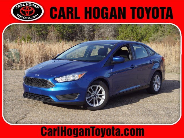 Used 2018 Ford Focus in Columbus, MS