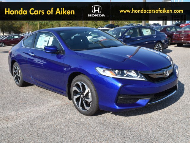 New 2017 Honda Accord Coupe in Warrenville, SC