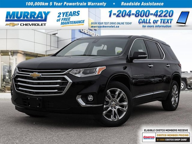 2021 Chevrolet Traverse High Country AWD 4dr High Country Gas V6 3.6L/ [13]