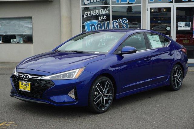 New 2020 Hyundai Elantra Sport DCT