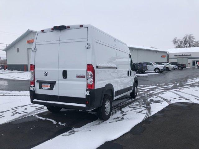 New 2020 Ram ProMaster Cargo Van 1500 High Roof 136 WB