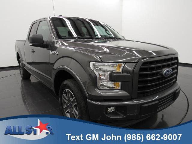 Used 2017 Ford F-150 in Denham Springs, LA