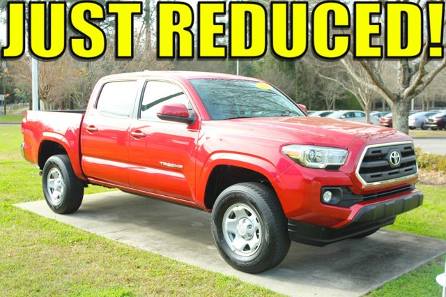 Used 2016 Toyota Tacoma in Tallahassee, FL
