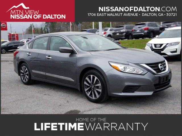 Used 2017 Nissan Altima in Dalton, GA